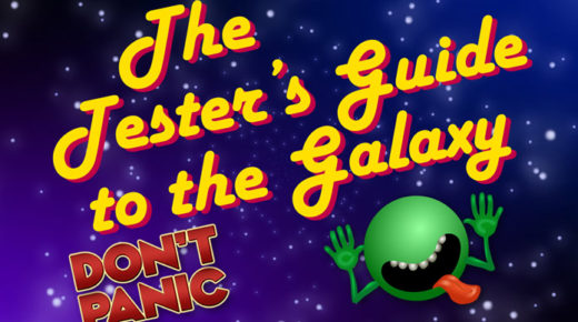 A Tester's Guide To The Galaxy